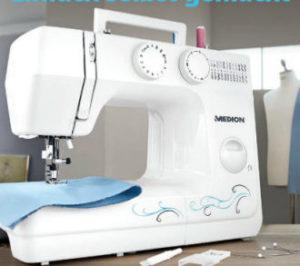Medion MD17329 Freiarm-Nähmaschine
