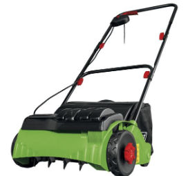 Florabest FLV 1200 B1 Elektro Vertikutierer Rasenlüfter für 69,99€ bei Lidl