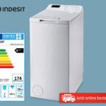 Indesit Toplader Waschmaschine BTWD 71253 (EU) im Hofer Angebot [KW 13 ab 29.3.2018]