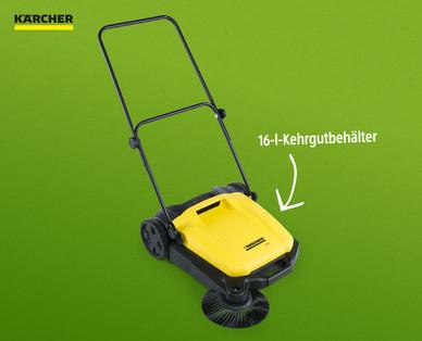 Kärcher Kehrmaschine S530 im Hofer Angebot [KW 13 ab 29.3.2018]