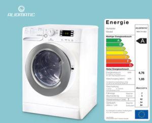Aliomatic Waschtrockner bei Hofer ab 4.1.2018 erhältlich