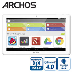 Real: Archos 101d Neon Multimedia-Tablet-PC im Angebot