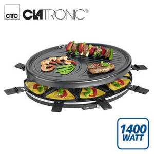 Real: Clatronic Raclette RG 3517 im Angebot