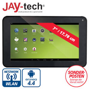 Real: Jay-Tech PA7062 Multimedia-Tablet-PC im Angebot