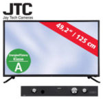 JTC 3050C 50-Zoll FullHD-LED-TV Fernseher im Angebot » Real 12.1.2015 - KW 3
