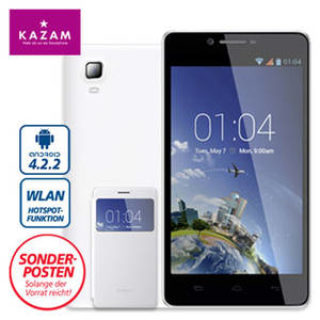 Kazam Trooper 2 6.0 Dual-SIM Smartphone im Real Angebot