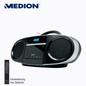 Medion Life E65062 MD 84778 Stereo-Sound-System im Aldi Nord Angebot