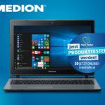 Medion Akoya P6670 MD 60400 Notebook im Angebot bei Hofer - Schnell zugreifen
