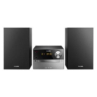 Philips BTB2315 Mini-Stereo-Anlage mit DAB+ und Bluetooth im Real Angebot