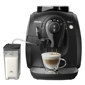 Real: Philips HD 8652/91 Kaffeevollautomat im Angebot