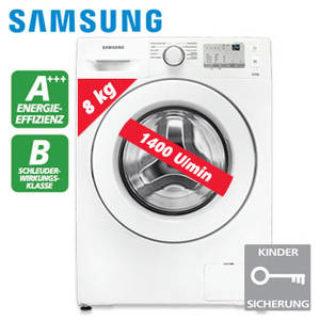 Samsung WW 80J3483 KW/EG Waschmaschine: Real ab 2.1.2017   KW 1