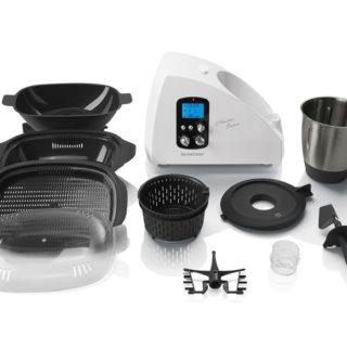 Silvercrest SKMH 1100 A1 Küchenmaschine für 179€ bei Lidl