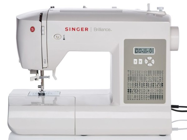 Singer Brilliance 6180 Nähmaschine Lidl