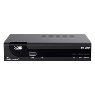 Skymaster DT-2HD HD-DVB-T2 HDTV-Receiver bei Real