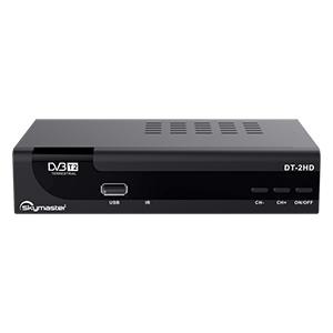 Real: Skymaster DT-2HD HD-DVB-T2 HDTV-Receiver im Angebot