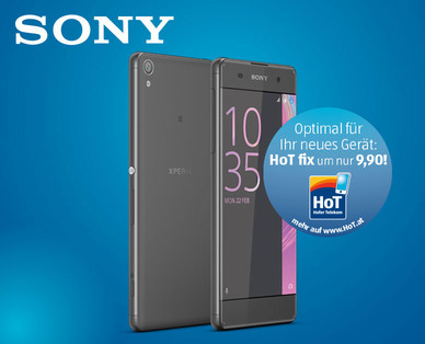 Photo of Hofer: Sony Xperia XA Smartphone ab sofort im Angebot