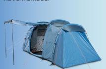 Adventuridge 4-Personen-Zelt