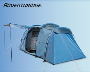 Adventuridge 4-Personen-Zelt