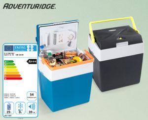 Adventuridge Elektrische Kühlbox bei Hofer erhältlich