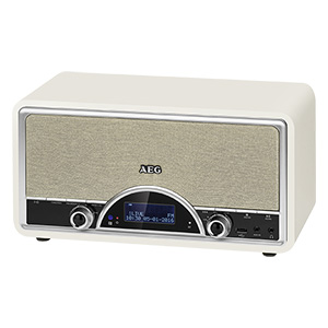 AEG NDR 4378 Digital DAB+ Nostalgie-Radio im Real Angebot