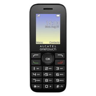 Alcatel 10.16G Handy mit Congstar Starterkarte: Real Angebot