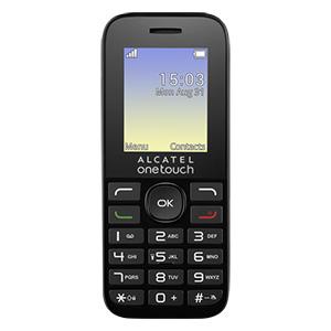 Alcatel 10.16G Handy inkl. Congstar Starterkarte bei Real erhältlich
