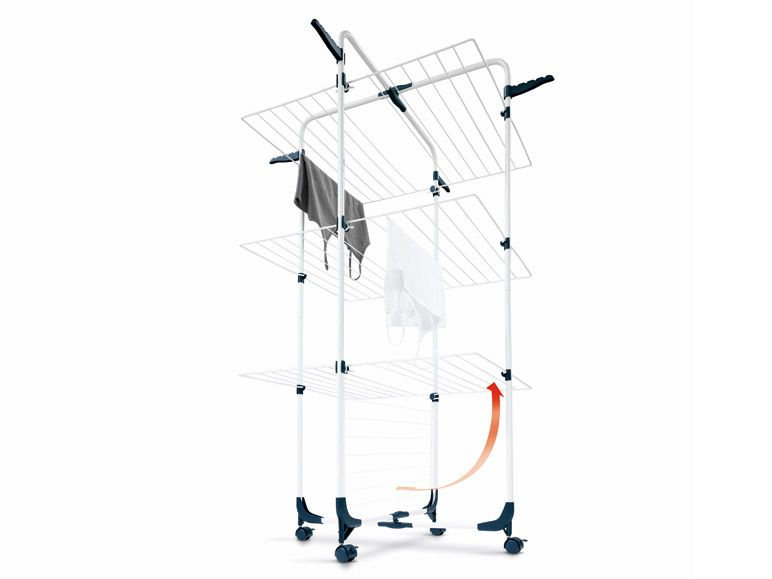 Aquapur Turmwäschetrockner im Angebot bei Lidl ab 24.5.2018 – KW 21