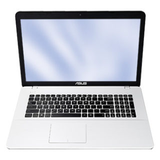 Asus F751SA-TY113T Notebook im Real Angebot