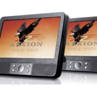 Axxion AXX-1413 Tragbarer DVD-Player im Real Angebot