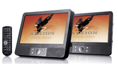Real: Axxion AXX-1413 Tragbarer DVD-Player im Angebot