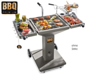 BBQ-Premium-Säulengrill