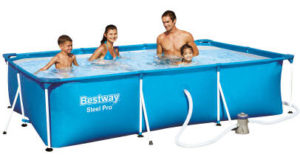 Bestway Deluxe Splash Pool-Set