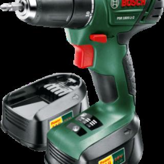 Norma » Bosch PSR 1800 LI-2 Lithium-Ionen Akku-Bohrschrauber im Angebot