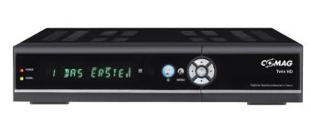 Real: Comag 18121 HDTV-Twin-SAT-Receiver im Angebot
