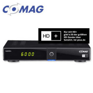 Comag SL65HD+ PVRready HDTV-Sat-Receiver im Angebot bei Real ab 26.8.2019