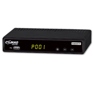 Penny: Comag SL65T2 HEVC DVB-T2 HD Receiver im Angebot