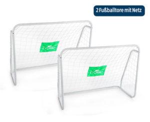 Crane Fußballtor mit Torwand oder Fußballtore mit Netz bei Hofer erhältlich