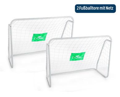 Crane Fußballtor mit Torwand / Fußballtore mit Netz im Hofer Angebot [KW 22 ab 28.5.2018]
