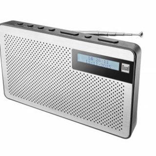 Norma » Dual DAB 82 Portables DAB+ und UKW-Radio im Angebot » 31.5.2017 - KW 22