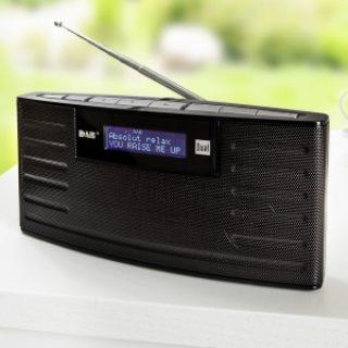 Dual DAB15 Portables DAB+/ UKW-Radio im Angebot » Norma 24.4.2017 - KW 17