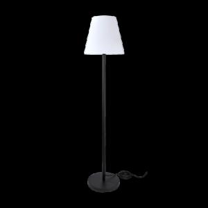 aldi stehleuchte f r au en von dynamax im angebot. Black Bedroom Furniture Sets. Home Design Ideas