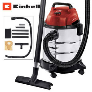 einhell th vc 1820 s kit nass trockensauger set real angebot ab 10 kw 37. Black Bedroom Furniture Sets. Home Design Ideas