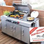Hofer 24.5.2018: Enders Kansas 4 SIK Outdoor-Küche im Angebot