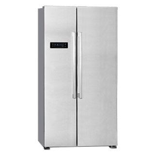 Exquisit SBS 100-4 A+ Side-by-Side Kühlschrank im Real Angebot