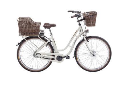 Fischer Ecoline ER 1704-S1 28er Retro E-Bike Elektro-Fahrrad bei Real erhältlich
