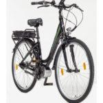 Fischer Alu-Elektro-Citybike Ecoline ECU 1703-S1 im Real Angebot