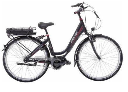 Real: Fischer ECU 1720-R1 Alu-Elektro-Citybike im Angebot [KW 30 ab 24.7.2017]