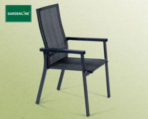 GARDENLINE Design-Sessel HPL