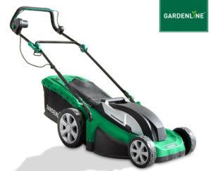 Gardenline Elektro-Rasenmäher bei Aldi Süd erhältlich