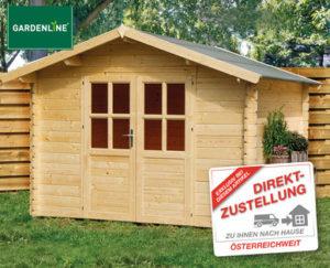 Hofer gardenline gartenhaus xl im angebot ab 19 for Gartenhauser im angebot